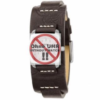 Fossil Uhrband LB-JR1158 Original JR 1158 Lederband 14 mm