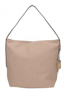 Esprit Damen Handtasche Tasche Henkeltasche Maxine hobo Rosa