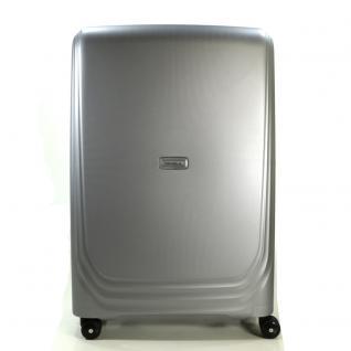 Samsonite 72688-1546 Optic Spinner 75 cm Silber Trolley Koffer 115 L