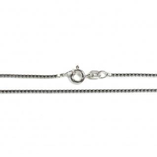 Basic Silber VE00.90.36R Kette Baby Venezianer Halskette Silber 36 cm