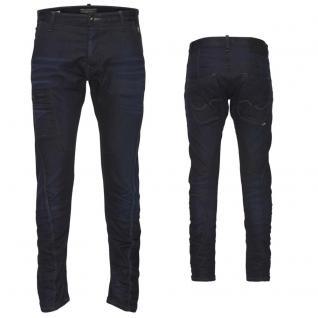Jack & Jones Herren Jeans Hose 12085886 ERIK Rico JOS Blau 29W / 34L