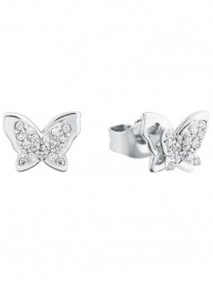 Prinzessin Lillifee 2027902 Mädchen Ohrstecker Schmetterling Silber