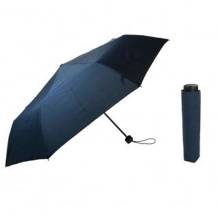 Flash Super Mini Flash solid Marineblau Regenschirm Schirm