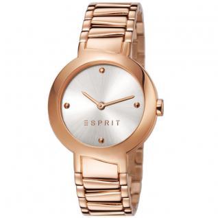 Esprit ES107372002 mona deco rosegold Uhr vergoldet rose