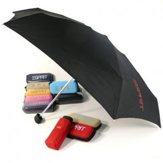 Esprit Taschenschirm Esbrella 50416 Regenschirm Rot