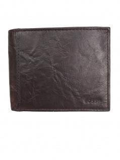 Fossil Herren Geldbörse Portemonnaies INGRAM Braun ML3781-200