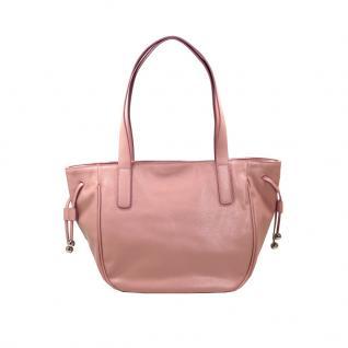 Esprit Stephanie Fancy Bag Rosa Damen Handtasche Tasche Henkeltasche