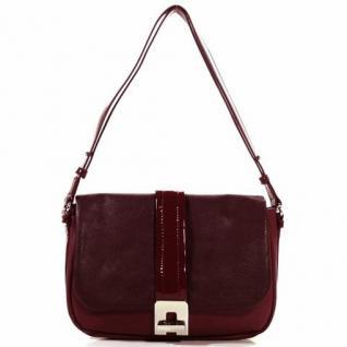 Esprit LYNNE Rot L15051-604 Damen Handtasche Tasche Schultertasche