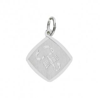 Basic Silber 24.9018SSK Damen Anhänger Sternzeichen Skorpion Silber