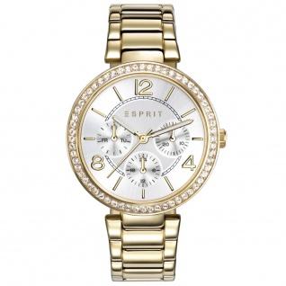 Esprit ES108982002 esprit-tp10898 gold Uhr Damenuhr vergoldet gold