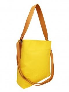 Esprit Damen Handtasche Tasche Drew Hobo shoulderbag Gelb 050EA1O309 - Vorschau 3