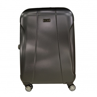 Travelite Elbe Two 4 Rollen Grau 70 cm Trolley 89 L Koffer 71748-04