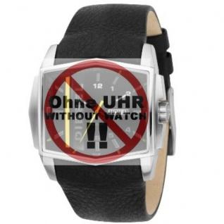 Diesel Uhrband LB-DZ1340 Original DZ 1340 Lederband