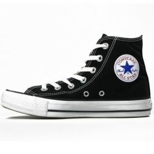 Converse Damen Sneakers All Star Hi Schwarz M9160C Größe 40 - Vorschau 1