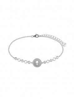 damen armband silber zirkonia günstig online kaufen - Yatego df939391c9