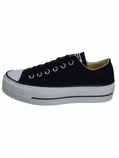 Converse Damen Schuhe CT All Star Lift Ox Schwarz Leinen Sneakers 40