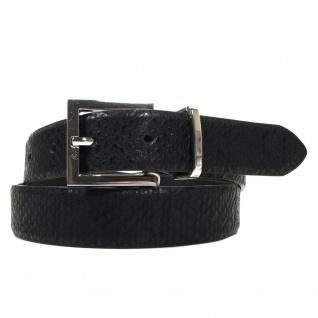 Pieces Damengürtel Gürtel 17063377 JOYA Jeans Belt Schwarz 80 cm