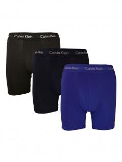 Calvin Klein Herren Boxershort 3er Pack Boxer Brief S Bunt NB1770A-4KU