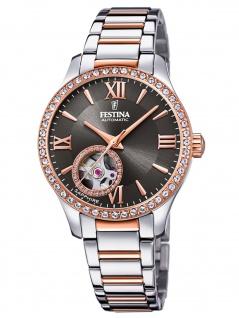 Festina F20487/2 Uhr Damenuhr Edelstahl bicolor