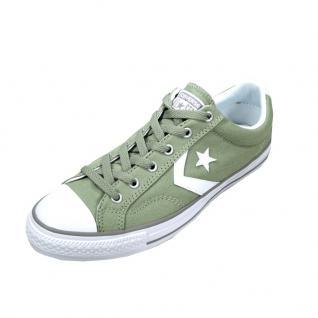 Converse Herren Schuhe Star Player Ox Grün 156619C Sneakers 44, 5 Beliebte Schuhe