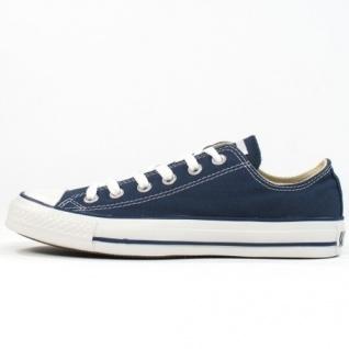 Converse Herren Schuhe All Star Ox Blau M9697C Sneakers Blau Gr. 42 - Vorschau 2