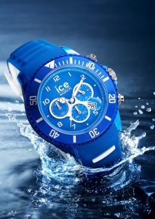 Ice-Watch ICE auqa Chrono Marine Unisex Chronograph Uhr Herrenuhr blau - Vorschau 2