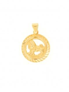 Gerry Eder 24.9021LO Anhänger Löwe 14 Karat (585) Gelbgold Gold