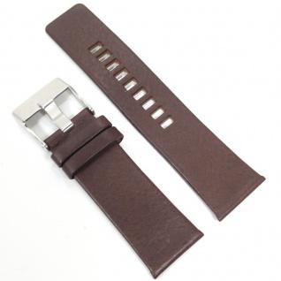 Diesel Uhrband LB-DZ1293 Original Lederband DZ 1293