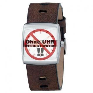 Fossil Uhrband LB-JR8252 Original Lederband für JR8252