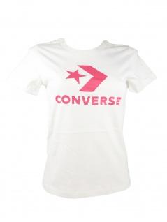 Converse Damen T-Shirt Converse Star Chevron Tee 10018569