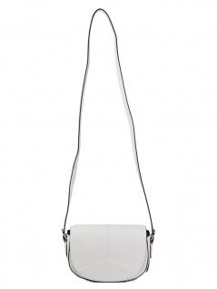 Esprit Damen Handtasche Tasche Schultertasche Colby Shoulderbag Weiß