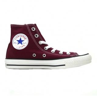 Converse Damen Schuhe All Star Hi Maroon Rot M9613C Sneakers Gr. 36
