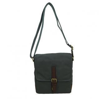 Fossil Davis City Bag Grau Herren Umhängetasche Schultertasche Tasche