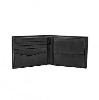 Fossil Geldbörse IMGRAM bifold RFID Schwarz ML3781-001 Geldbeutel - Vorschau 3