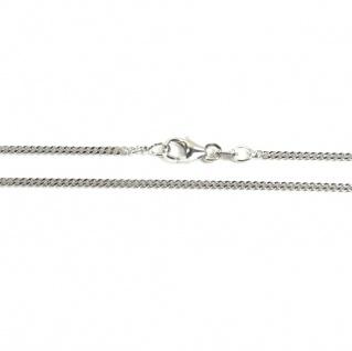 Basic Silber PF01.80.36R Kette Baby Panzer Halskette Silber 36 cm