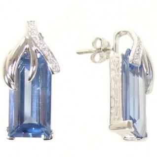 Basic Silber 01.EX432HB Damen Ohrstecker Silber