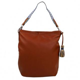 Esprit Tate Hobo Braun Hand Tasche Schultertasche 067EA1O010-E220