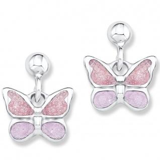 Prinzessin Lillifee PLFS/46 Mädchen Ohrstecker Schmetterling Silber