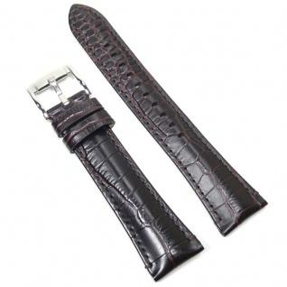 Fossil Uhrband LB-ME1088 Original ME 1088 Lederband 22 mm