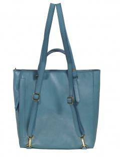 Fossil Rucksack Tasche Camilla SML Backpack ca. 10L Blau ZB7667-981 - Vorschau 3