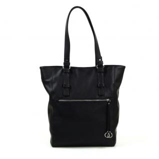 Esprit Ornella M Shopper Schwarz 017EA1O022-E001 Handtasche Tasche