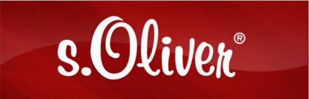 s.Oliver 2012620 Damen Ring Sterling-Silber 925 Rose Weiß 54 (17.2) - Vorschau 2