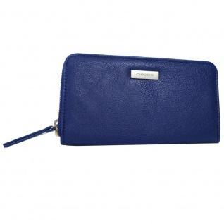 Pieces Geldbörse NINA Purse Blau 17067023 Damen Geldbeutel Geldtasche - Vorschau 2