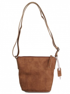 Esprit Damen Handtasche Tasche Davina S shoulderbag Braun