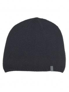 Esprit Hüte Mützen Beanie Structure Knit Beanie OneSize Schwarz