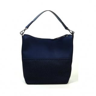 Esprit Skylar Hobo Blau Handtasche Tasche Henkeltasche 057EA1O047-E400