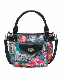 Desigual Handtasche Tasche YANDI MCBEE MINI Mehrfarbig 18SAXF90-5013