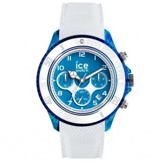 Ice-Watch 014220 ICE dune white superman blue Large CH Uhr Datum Weiß - Vorschau 1