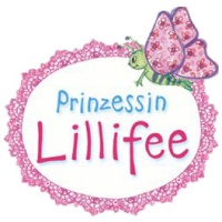 Prinzessin Lillifee 2013183 Mädchen Collier Stern Silber Blau 38 cm - Vorschau 3