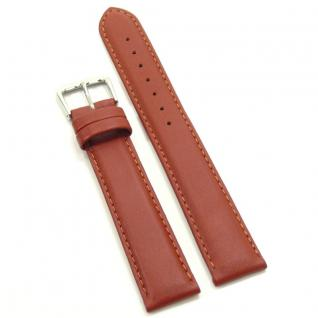 Condor Uhrenband 193011-18-30 Ersatzarmband 18 mm Überlang braun L
